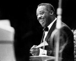Kenny Clarke, God Father of Bebop who along with Max Roach revolusionized drumming forever - Dom studied with him in Paris